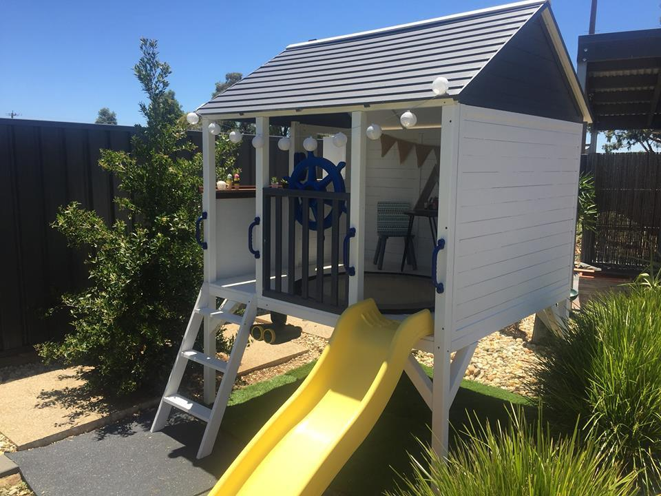 My Cubby installed by Flat Pack Builders